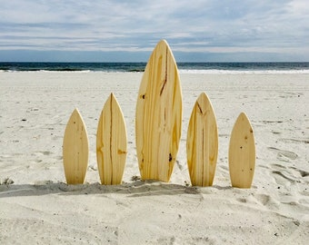 Surfboard Wall Decor Etsy