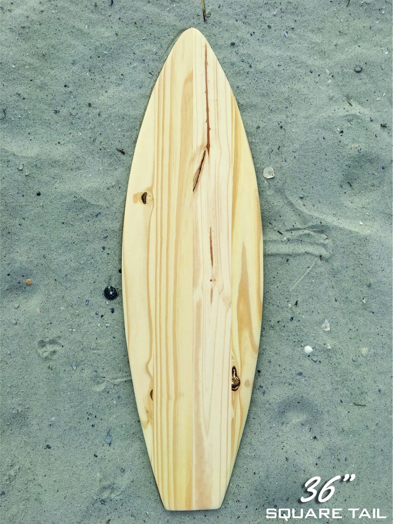 Surfboard Blanks Blank Surfboard Wood Surfboard Wall Art Etsy