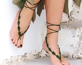 Nude foot wear | Etsy