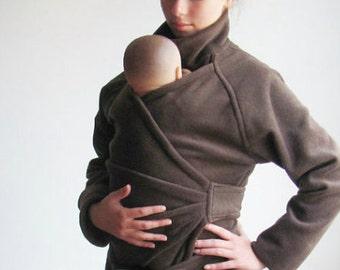 Maternity. Spring Maternity Coat on SALE. Maternity Clothes. Baby Clothes. BabyWearing Coat. Babywearing Jacket.