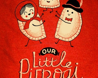 Our Lil' Pierogi! Toddler Shirt/Onesie