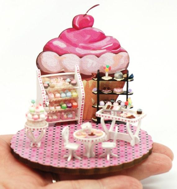 1:48 FINALLY Back In Stock Dollhouse Miniature Quarter Scale Tea Kit