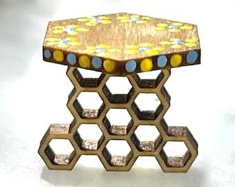 1:48 Honeycomb Table Kit NEW!