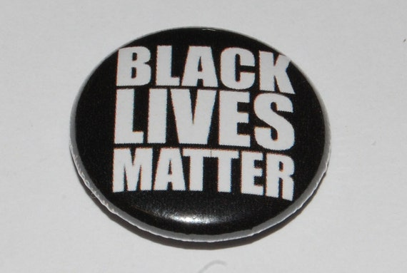 Small 25mm Lapel Pin Button Badge Novelty Stop Racism