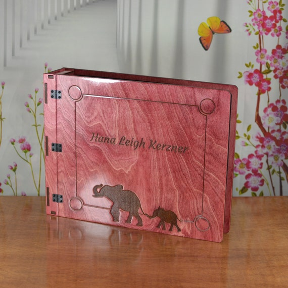 """Personalized 12x12 Album, Scrapbook, Cook or Recipe Book, or Presentation Book, 3 Ring Binder with 2"""" Rings"""