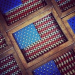 CHAIN ART - American Flag