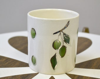 1950s Olive Lancaster and Sandland China Cup