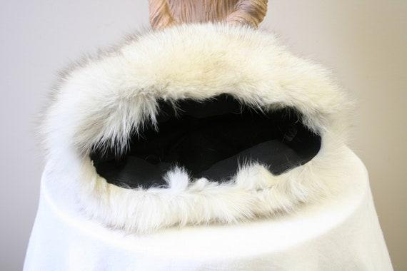 1960s Mottled Fur Hat - image 6