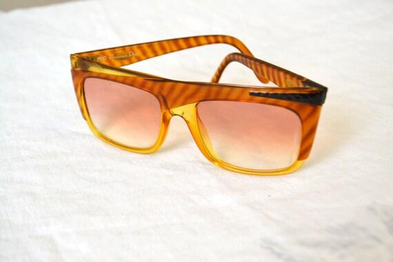 1980s Christian Dior 2400 Optyl Sunglasses