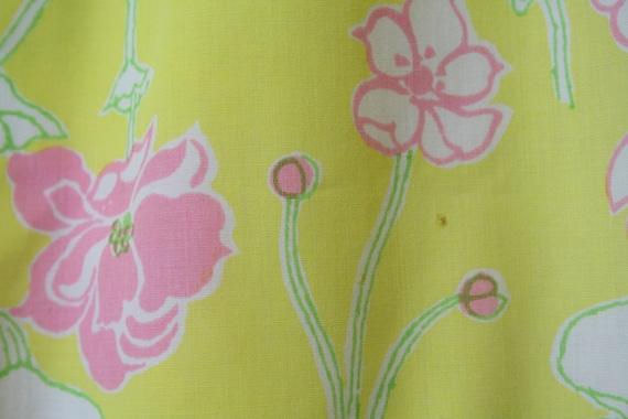 1960s Lilly Pulitzer Floral Mini Skort - image 10