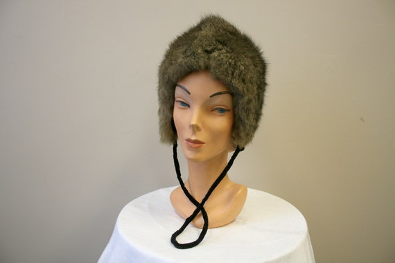 1960s Saks Fifth Avenue Fur Hat - image 2