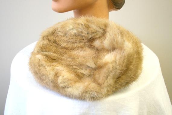 1960s Dece Blond Fur Hat - image 5