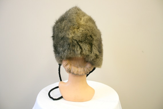 1960s Saks Fifth Avenue Fur Hat - image 3