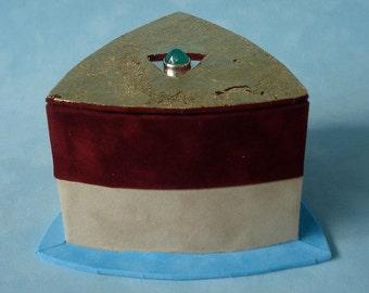 "Jewelry box ""IJburg 2"" in 2 layers"