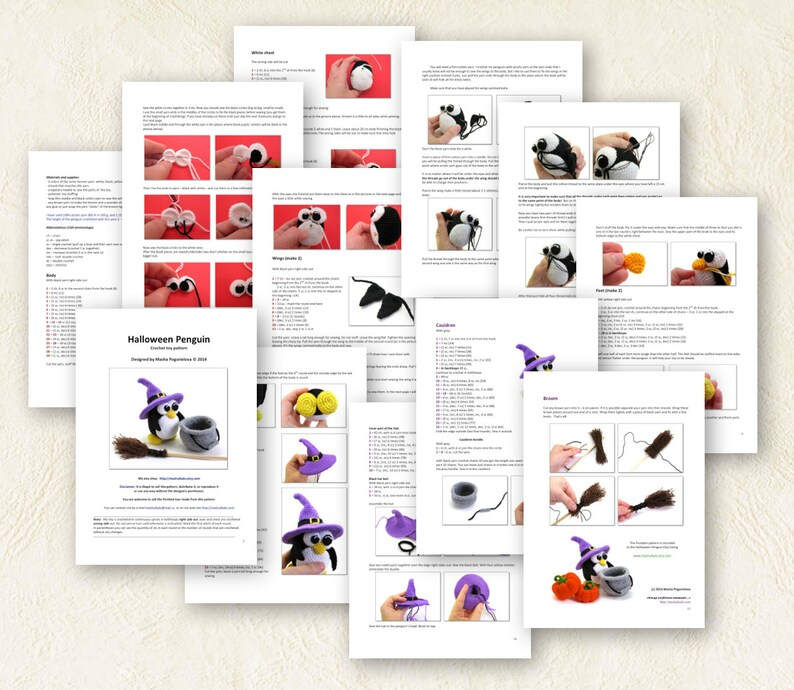 Halloween – Page 2 – Amigurumi Patterns | 690x794