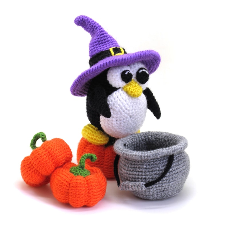 Amigurumi Halloween Spider PATTERN, crochet cute spider toy PDF ... | 794x794