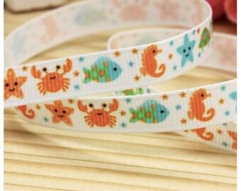 New! Cat and small dog Fun Fish Summer 3/8 Collar