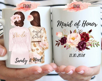 Be My Maid Of Honor Etsy