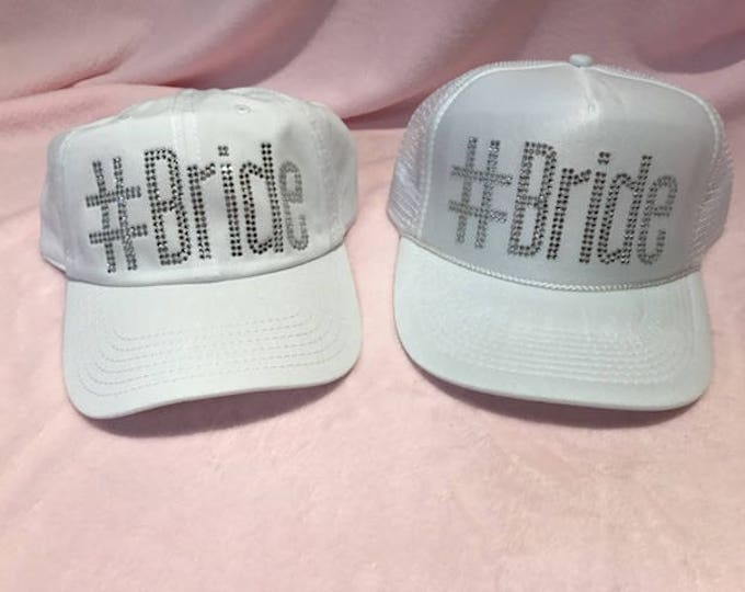 Hashtag Bride Hats