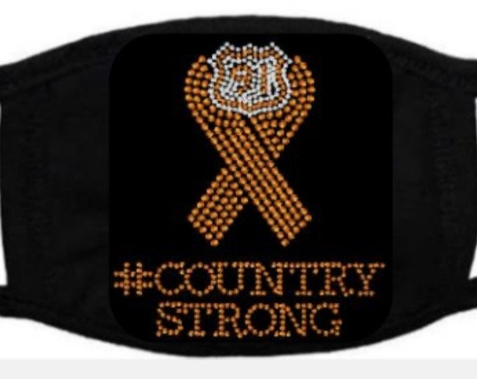 Country Strong Mask