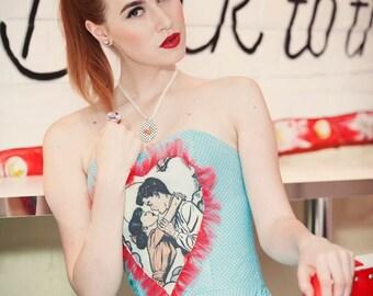 Sweet kiss dress by TiCCi