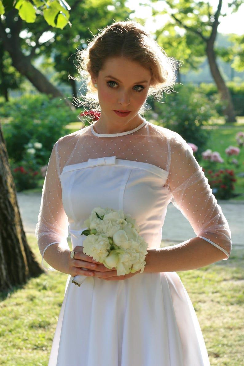 60s Wedding Dresses   70s Wedding Dresses     Lana Wedding Dress: vintage style / pin-up / rockabilly bride dress by TiCCi Rockabilly Clothing $178.00 AT vintagedancer.com