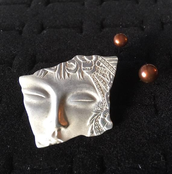 Single earring feminine feminist earrings set ster