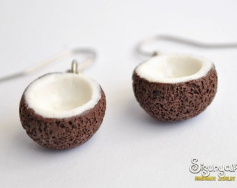 Coconuts Earrings - Gifts for her
