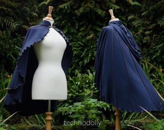 long dress plus size dress purple dress Baby Doll Dress technodolly handkerchief hem dress made to measure dress ladies dress