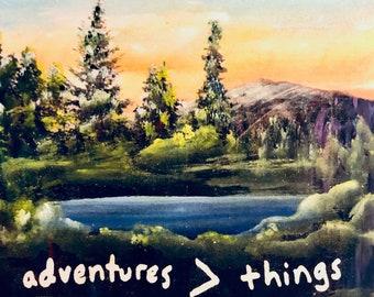 Adventures > Things