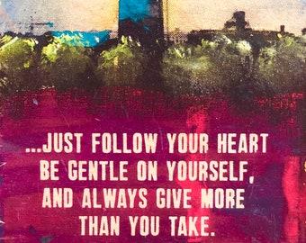 Just Follow You Heart... (Washington Monument)