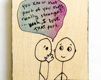That Strange Part of You