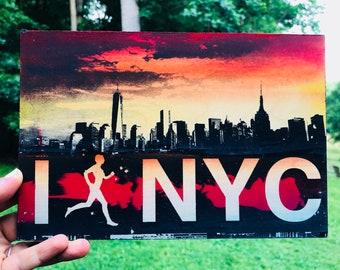 I Run NY