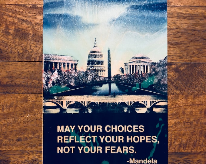 May Your Choices Reflect Hope (DC Edition)
