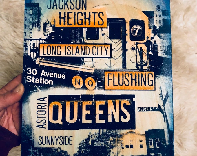 Queens Collage (Mid-size)