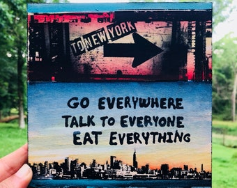 Go Everywhere... NYC