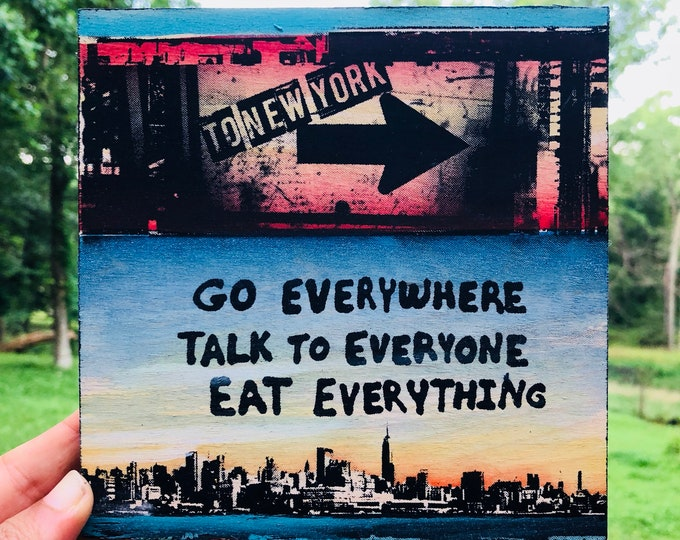Go Everywhere... NYC
