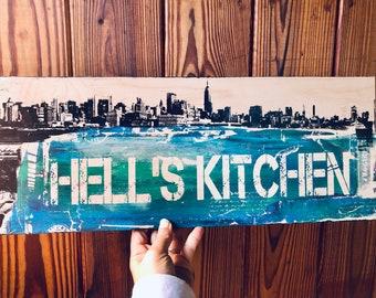 Hell's Kitchen Collage