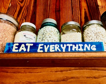 EAT EVERYTHING