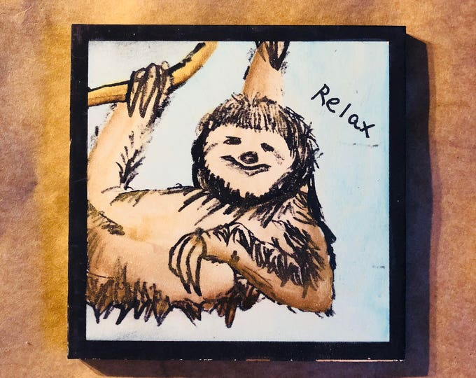 Featured listing image: The Happy Sloth