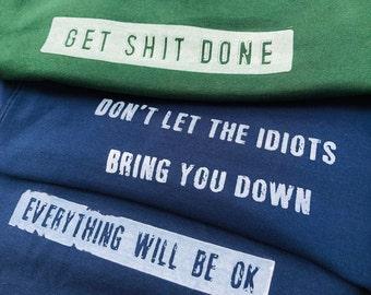 The 2020 Survival Set  (Sweatshirt)