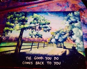 The Good You DO...