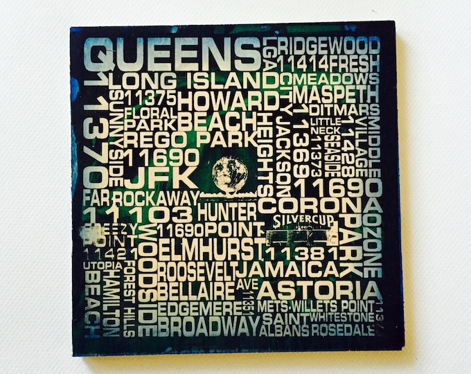 Boroughs of Queens