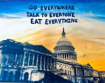 Go Everywhere (Capital Edition)