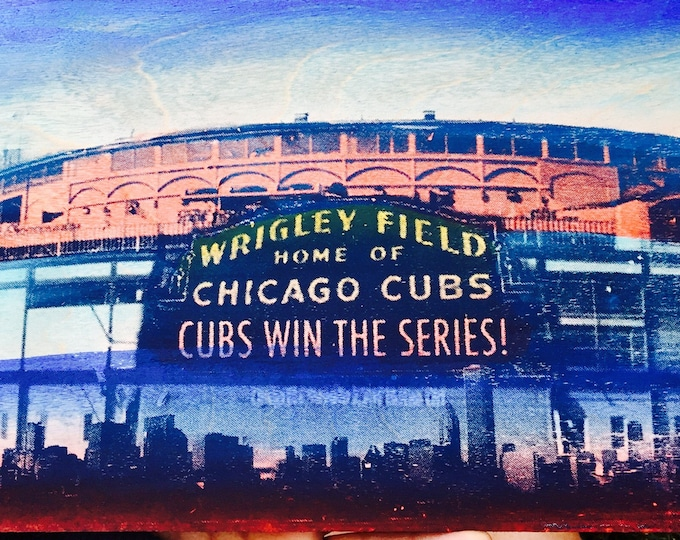 Featured listing image: Wrigley Field