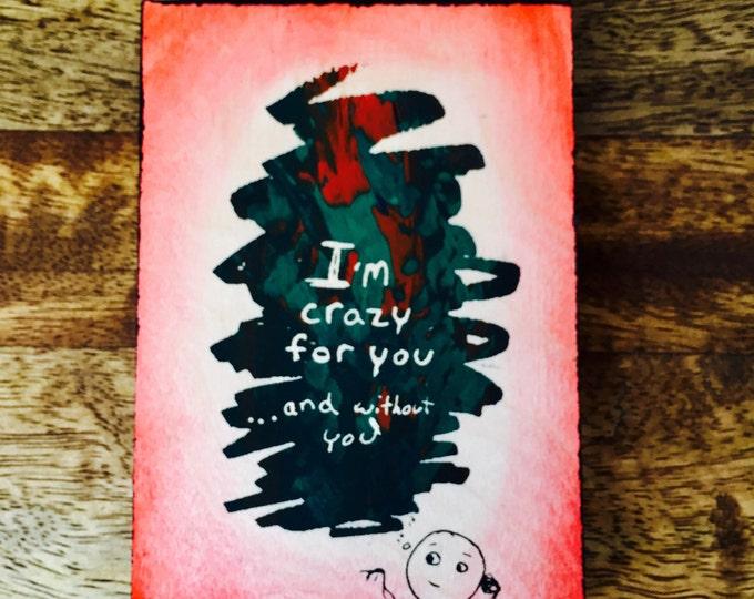 I'm Crazy For You