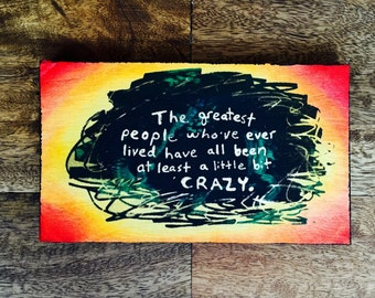 The Greatest People...