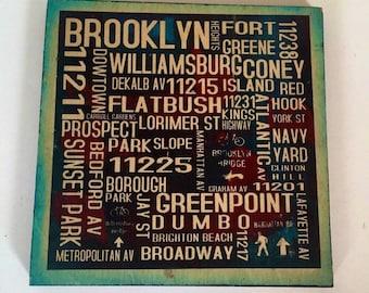 Boroughs of Brooklyn