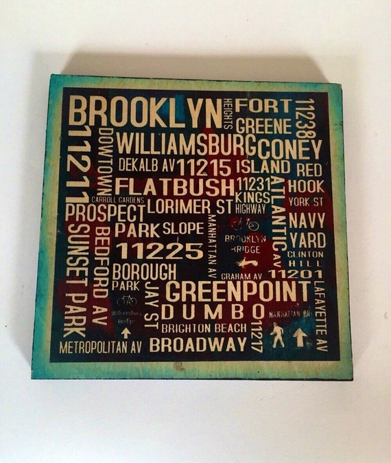 Boroughs of Brooklyn