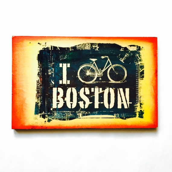I Bike Boston